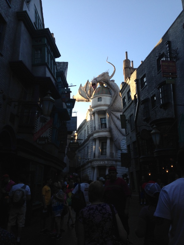 Wanderlusting: Wizarding World of Harry Potter Recap and Review!