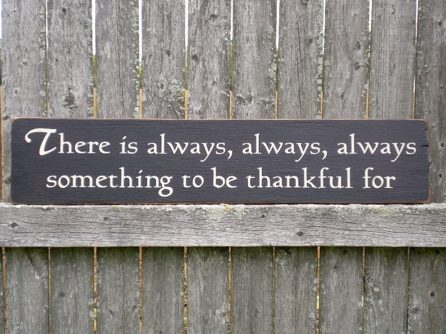 Thanksgiving 2015: 100 Things I Am Thankful For RightNow