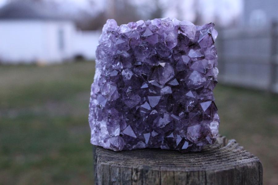 Crystal Spotlight: Amethyst