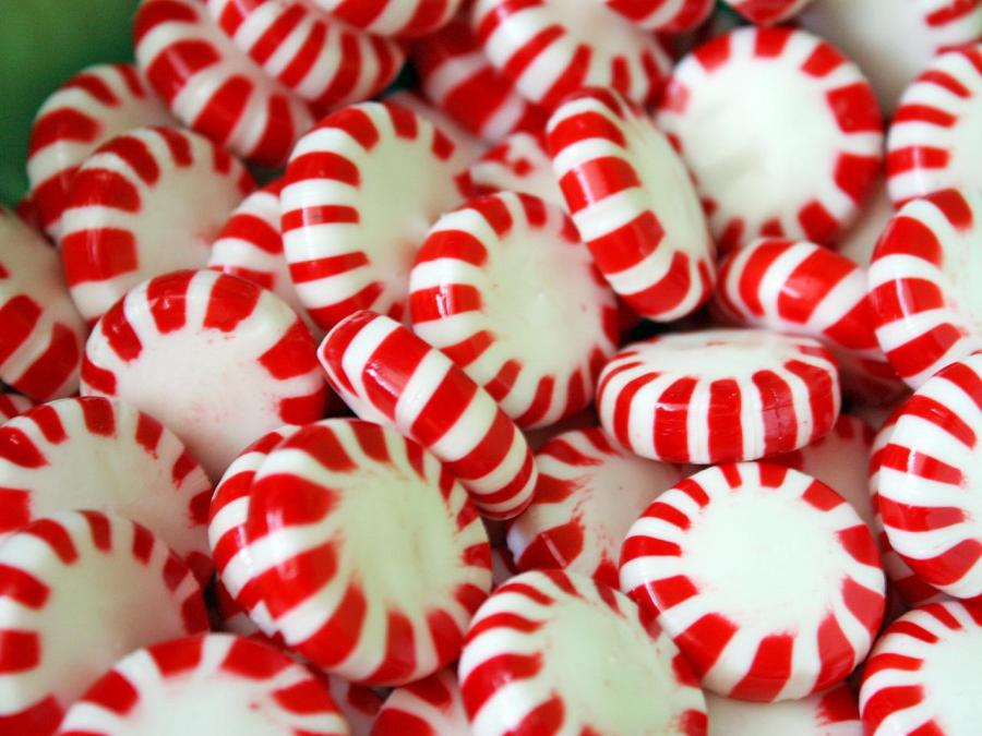 Natural Stomachache Cure:Peppermint!
