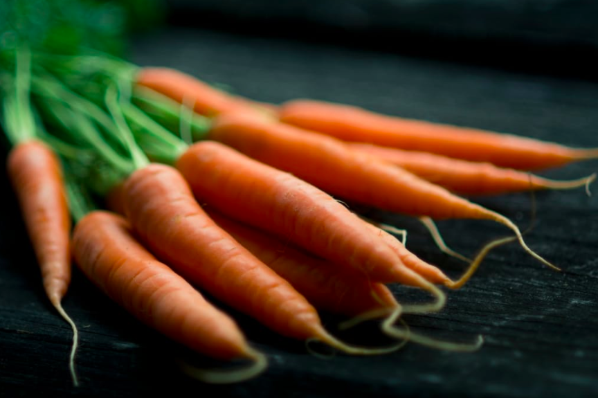 Meatless Monday: Ridiculously Easy Roasted Carrots