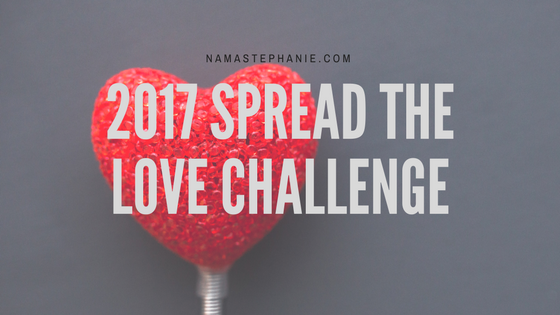 "Happy Valentine's Day!/February's ""Spread The Love"" Challenge"
